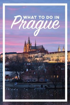 Going to Prague and looking for things to do? From Charles Bridge to cathedrals to kol�, Prague is truly stunning, tasty and begging you to explore!