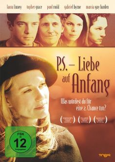 P.S. Liebe auf Anfang * IMDb Rating: 6,2 (4.202) * 2004 USA * Darsteller: Laura Linney, Gabriel Byrne, Lois Smith,
