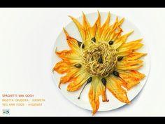 Spaghetti Van Gogh - Ricetta Crudista Igienista - Semplice e Veloce