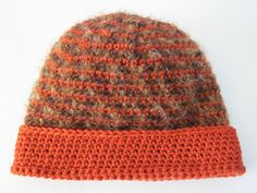 The Spiral Beanie ~ Youth to Adult Sizes ~ Free Crochet Pattern