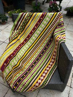 Crochet Along Week 25