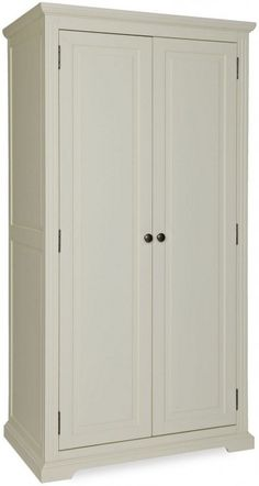 Chantilly Painted 2 Door Wardrobe £430.00