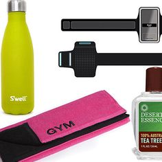 10 Summer Essentials For Your Gym Bag