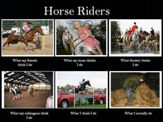 This is the Horse Riding Meme I created with @Charlotte Willner O'Neill B