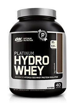 Optimum Nutrition Platinum Hydrowhey, Turbo Chocolate, 3.5 Pounds
