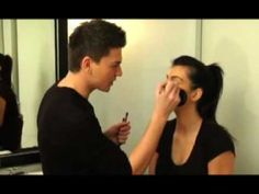 Kim Kardashian makeup tutorial w/ makeup artist Mario Dedivanovic