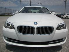 2013 Bmw 5Series 528ixDrive AWD 528i xDrive 4dr Sedan Sedan 4 Doors White for sale in York, PA Source: http://www.usedcarsgroup.com/new-bmw-5_series-for-sale