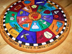 School Classroom auction project - Lazy susan