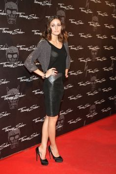 Olivia Palermo on the red carpet in Berlin