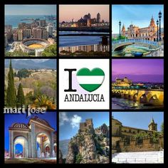 Andalucía - España.. a city of rich Islamic civilizations and history.. a city based on the foundation of Islam