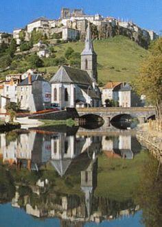 Saint Flour ~ Cantal ~ Auvergne ~ France