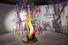 Design Miami Art Basel  / Hypernature Art piece Bethan Laura Wood / Chef de projet