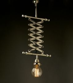 Edison Ceiling Lights, Pendant Lights and Chandeliers Edison bulb light ideas may have been around for a while but never have there been more creative table lamps, ceiling lamps, floor lamps and pendants. http://www.trendir.com/edison-bulb-light-ideas-floor-pendant-table-lamps/