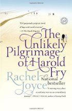 The Unlikely Pilgrimage of Harold Fry: A…This book is touching.  At times you'll smile; at others you will want to hug this poor man, squeeze his pain away.