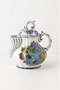 Anthropology Teapot