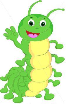 Cute Caterpillar Waving Cartoon Stock Vector - Illustration of antenna, insect: 47779612 Cartoon Kunst, Cartoon Drawings, Cartoon Art, Cute Drawings, Clipart, Worm Drawing, Illustrations Médicales, Noahs Ark Theme, Photo Libre