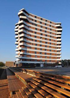 24H architecture – Housing Hatert