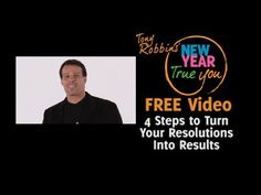 Tony Robbins - New Year True You