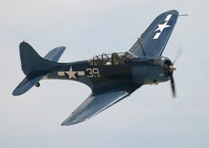 At the Battle of Midway the Douglas SBD Dauntlesses sank several Japanese aircraft carriers soon after a flight of six Grumman Avenger torpedo bombers had been shot to pieces on that type's first combat mission.Dauntless was designed by the legendary Ed Heinemann.