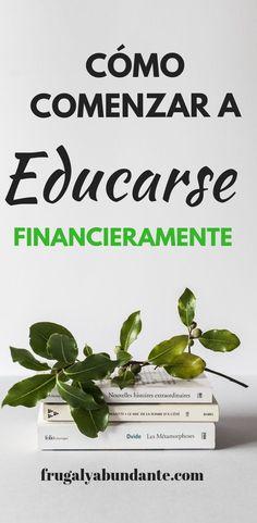 Comienza a educarte financieramente y mejora la manera en que gastas. #educacionfinanciera #finanzaspersonales #administrardinero #dinero #seguridadfinanciera