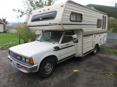 Used RVs 1979 Toyota Dolphin Motorhome For Sale by Owner