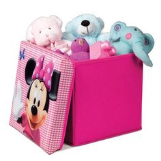 Disney Minnie Mouse canvas opbergbox