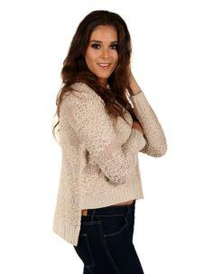 Tribeca Exchange | Cornsilk sweater