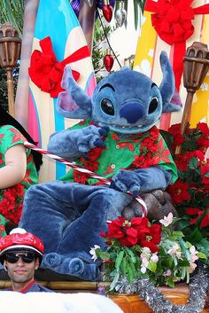 The One and Only Stitch  : )