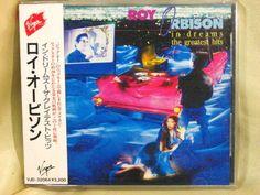 CD/Japan- ROY ORBISON In Dreams Greatest Hits w/OBI RARE ORIGINAL 1988 VJD-32064 #SoftRockRocknRollPopRock