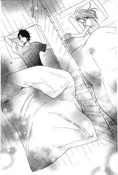 Manga couple, #L-DK manga
