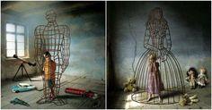 """Ilustrações surreais de """"Igor Morski""""   Arte Sem Fronteiras"""