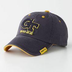 0d67f6aa0f5 Georgia Tech Yellow Jackets Dorm Baseball Cap  20.00