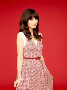 Zooey Deschanel - New Girl
