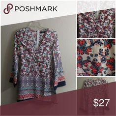 b2d8e0c788a New versatile top dress by Trac sizes S M L A beautiful versatile dress  shirt it can go