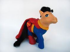 My Little Superman by Mari Kasurinen, via Flickr