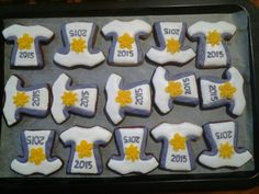 Relay For Life 2015 cookies ... Feeling proud :)