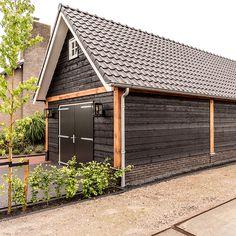Carport Garage, Two Car Garage, Marrakesh, Timber Frame Garage, Diy Shed Plans, Backyard Sheds, Farm Gardens, Tiny House, Home And Garden