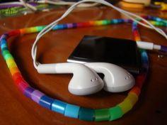 Fuse Bead Earphones :D