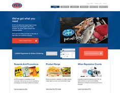"""Check out new work on my @Behance portfolio: """"PFD Food Services Website Developed."""" http://be.net/gallery/51824073/PFD-Food-Services-Website-Developed"""