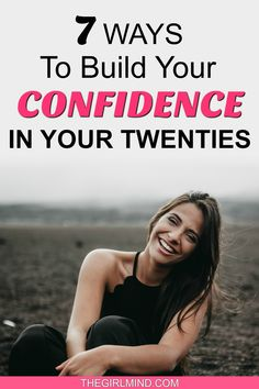 Are you looking to build your confidence and feel more self assured? It's so easy to feel insecure, especially when you're younger! Here are 7 amazing ways to build confidence in your twenties! Insecure People, Feeling Insecure, Self Improvement Tips, Confidence Building, Confident Woman, Art Of Living, Life Advice, Self Esteem, Girl Boss