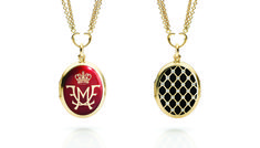 Royal Jewels of the World Message Board: Crown princess Mary's locket