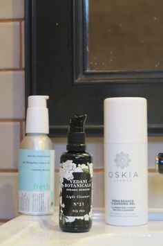 Natural organic skincare for oily blemish prone skin   Amber's Beauty Talk