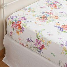 GARDEN BOTTOM SHEET - Bottom sheets - Bed Linen - BEDROOM   Zara Home United Kingdom