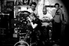 @ 2011 The Weinstein Co. #madonna #shooting