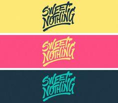 Sweet Nothing by Pedro Veneziano, via Behance