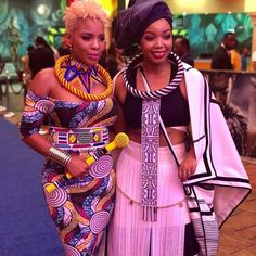 New Xhosa Traditional Dresses Designs - Spiffy Fashion African Fashion Designers, African Print Fashion, Africa Fashion, African Fashion Dresses, African Prints, African Outfits, African Wedding Attire, African Attire, African Wear