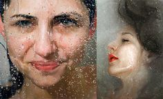 20 Hyper Realistic Oil Paintings by Alyssa Monks - Glass, Steam, Water and Flesh. Read full article: http://webneel.com/webneel/blog/20-hyper-realistic-oil-paintings-alyssa-monks-glass-steam-water-and-flesh | more http://webneel.com/paintings | Follow us www.pinterest.com/webneel