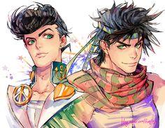 Josuke and Joseph