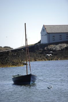 The old lifeboat house, Rhoscolyn