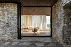 Waiheke House by Cheshire Architects – Project Feature – The Local Project Waiheke Island, Window Design, Skylight, All Design, Pavilion, The Locals, Interior Architecture, Soft Furnishings, Entrance